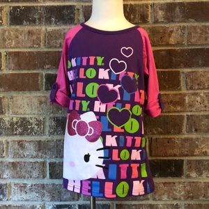 S(6-6x) Hello Kitty Shirt